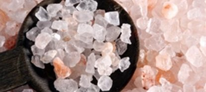 Sale Rosa dell'Himalaya: il cristallo della salute