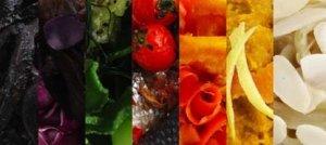Mangiare a colori: capire l'importanza del colore nel cibo