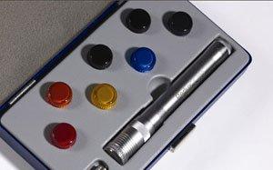 Cromopuntura: curarsi con il colore