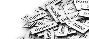 Logosintesi: ovvero come aiutarsi con le parole