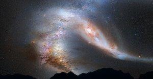 L'Universo imperfetto e asimmetrico