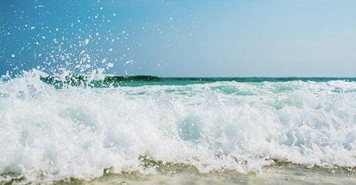 I segreti curativi dell'acqua di mare