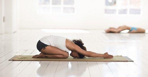 Stop all'ansia con lo yoga del sonno (yoga-nidra)