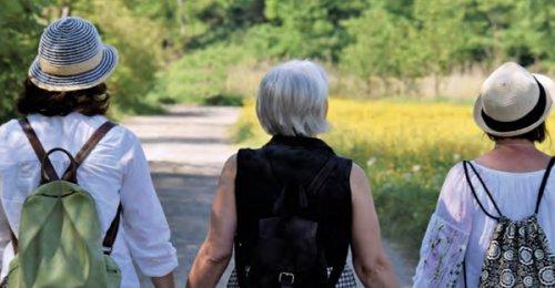 Menopausa: l'età d'oro per una donna