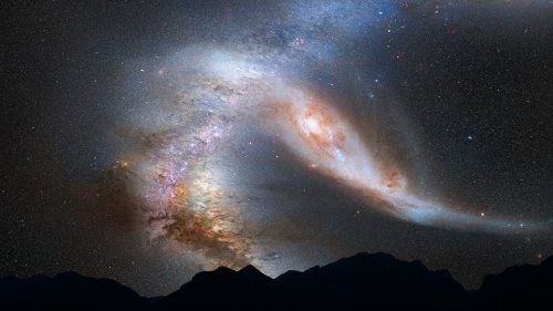 La musica dell'universo, dal ronzio dei buchi neri al suono rarefatto delle onde gravitazionali