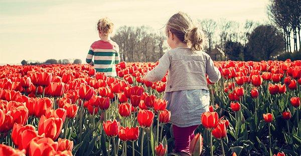 Come crescere figli sereni e sicuri di sé