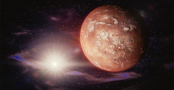 C'è mai stata la vita su Marte?