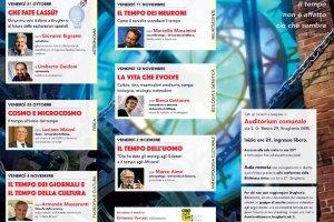 """Scienza, ultima frontiera: tema del 2016 """"Lo spazio e il tempo"""""""