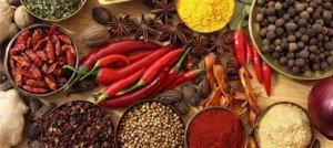 Le spezie della salute