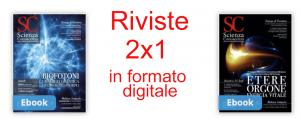 2 Riviste digitali al prezzo di 1