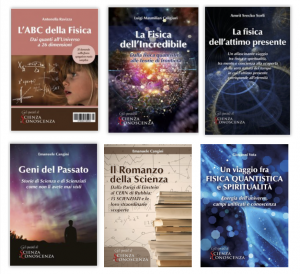 IL FASCINO DELLA SCIENZA: 6 libri per te a prezzo speciale
