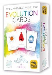 Evolution Cards - Box Carte + Libretto