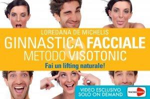 Ginnastica Facciale Metodo Visotonic - On Demand
