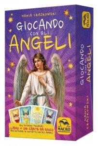 Giocando con gli Angeli - Libro + Carte