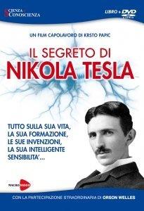 Il Segreto di Nikola Tesla DVD USATO