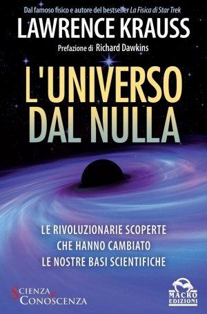 L'Universo dal Nulla - Libro