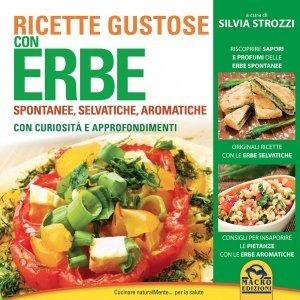 Ricette Gustose con Erbe - Libro