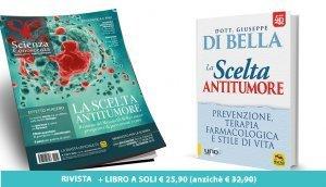 Scienza e Conoscenza n. 70 + Libro La Scelta Antitumore