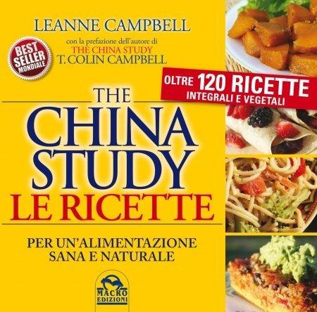 The China Study - le Ricette - Libro