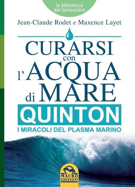 Curarsi con l'Acqua di Mare - Quinton - Libro