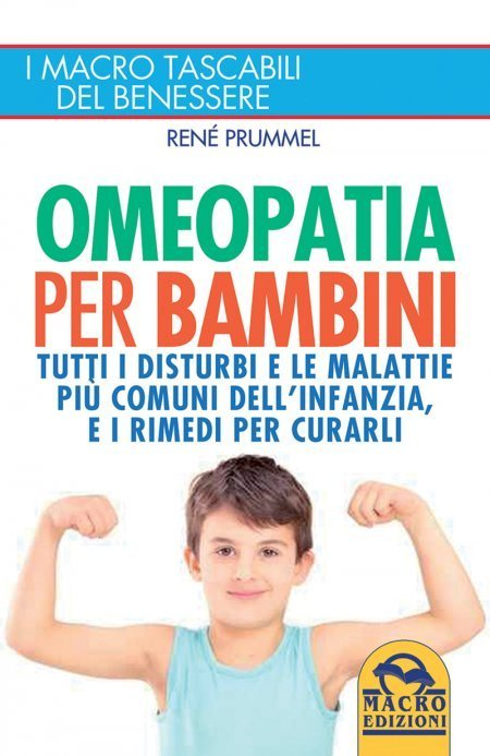 Omeopatia per Bambini - Libro