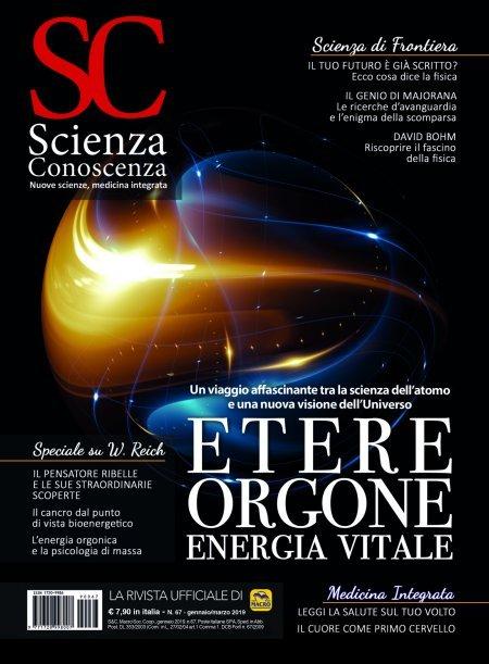 Scienza e Conoscenza - N. 67 - Ebook