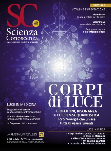 Scienza e Conoscenza - N.77 - Corpi di Luce - Ebook