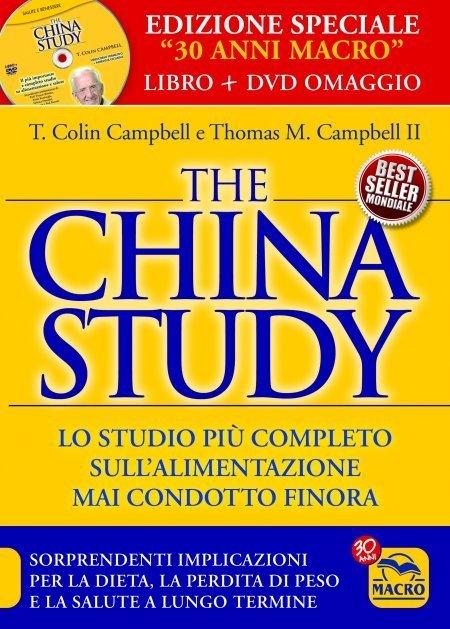 The China Study EDIZIONE SPECIALE 30 Anni - Libro + DVD
